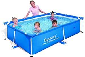 Bestway Rectangular Splash Above Ground Pool