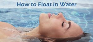 How to Float in Water for Beginners