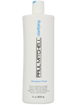 Paul Mitchell Three Clarifying Shampoo