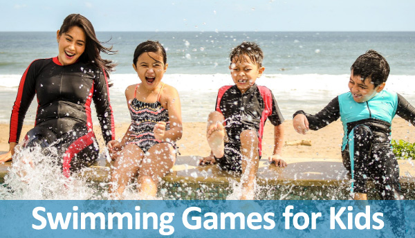 Swimming Games for Kids in 2020