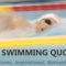 Swimming Quotes